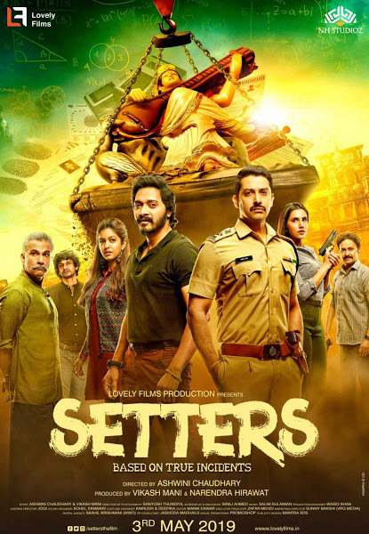 Setters (2019) Full Hindi Movie Watch Online Free