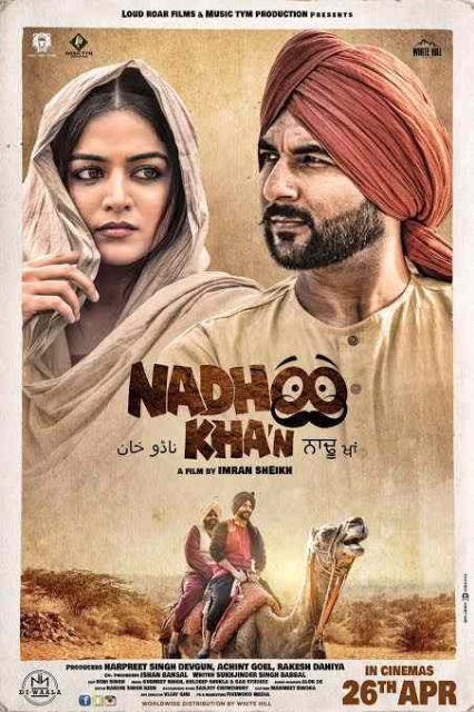 Nadhoo Khan 2019 New Punjabi Full Movie HD