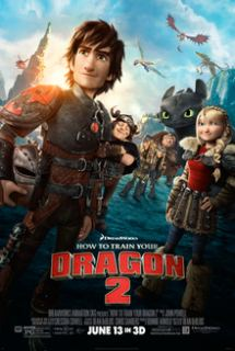 How to Train Your Dragon 2 (2014) 480p Hindi Dubbed Full Movie