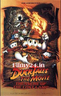 DuckTales the Movie Treasure of the Lost Lamp (1990) 480p HDRip Hindi Dubbed