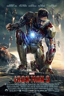 Iron Man 3 (2013) 480p Hindi Dubbed Full Movie