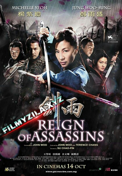 Reign of Assassins (2010) Chinese Hindi Dubbed Full Movie