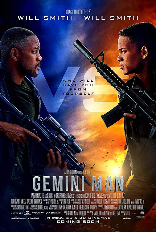 Gemini Man (2019) English Movie 480p 720p HDCam