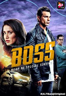 Baap of Special Services (2019) Hindi Web Series ALT Balaji