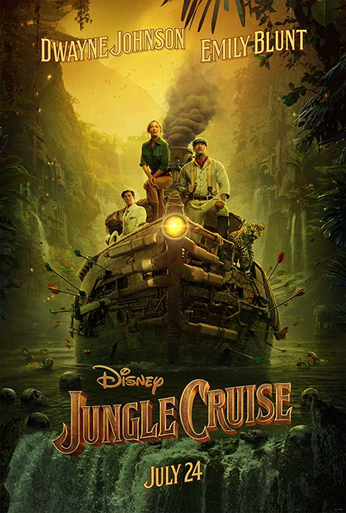 Jungle Cruise (2020) English Movie Official Trailer Watch Online Free