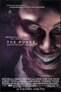 The Purge (2013) 480p Hindi Dubbed Movie