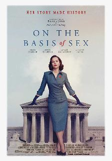 On the Basis of Sex (2018) English Movie