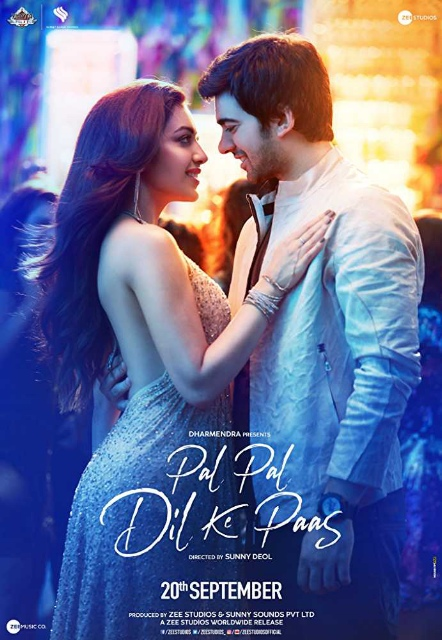 Pal-Pal-Dil-Ke-Paas-2019-New-Bollywood-Action-Love-Story-Full-Movie