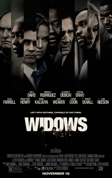 Widows (2018) Hindi Dubbed