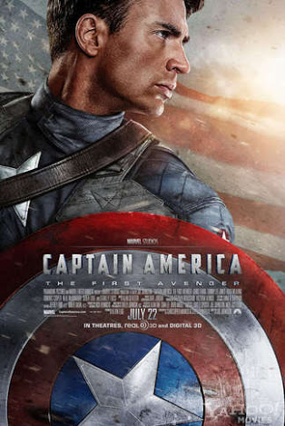 Captain America: The First Avenger (2011) Hindi Dubbed Movie