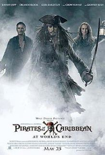 Pirates of the Caribbean 3 (2007) 480p Hindi Dubbed
