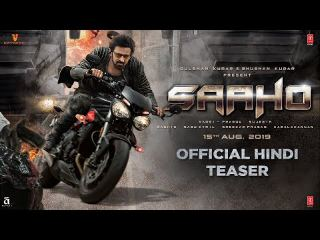 Saaho (2019) South Indian Hindi Dubbed Movie
