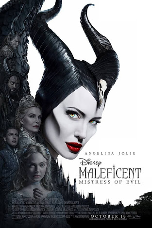 Maleficent Mistress of Evil 2019 English Full Movie 480p 720p HDCam