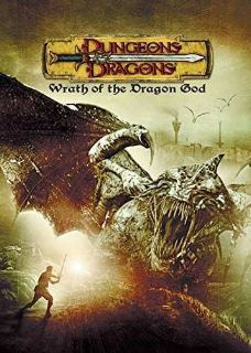 Wrath of the Dragon God (2005) 480p Hindi Dubbed
