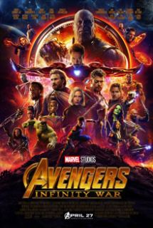 Avengers: Infinity War (2018) 480p Hindi Dubbed Movie