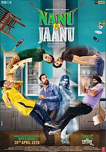 Nanu Ki Jaanu (2018) Bollywood Movie HDRIP