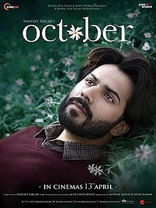 October (2018) Bollywood Movie BluRay