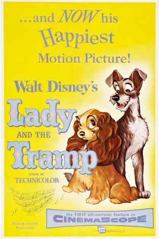Lady and the Tramp (1955) Full Movie Hindi Dubbed