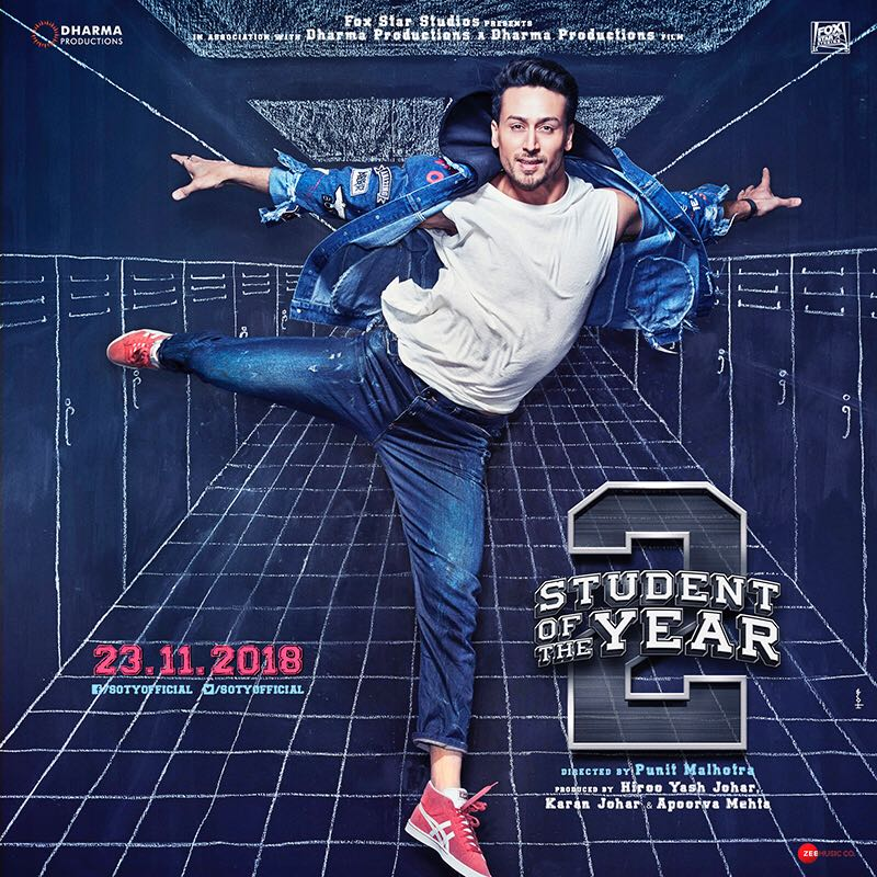 The Jawaani Song Student of The Year 2 FusionBD.Com