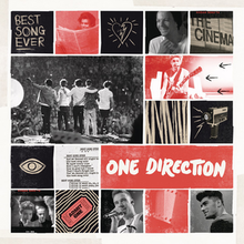 One Direction - Best Song Ever Mp3