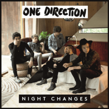 One Direction - Night Changes Mp3