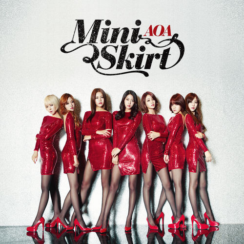 AOA - Miniskirt (Japanese Version) Mp3