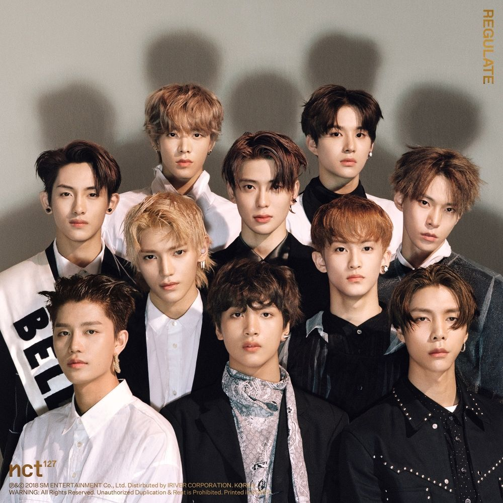 Download NCT 127 - Interlude: Regular To Irregular | Image Album art