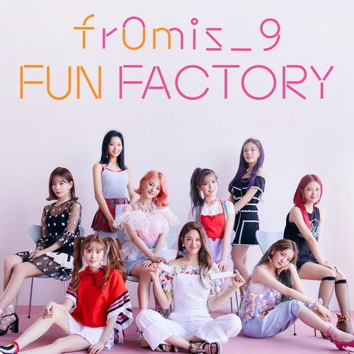 Fromis 9 - FLY HIGH